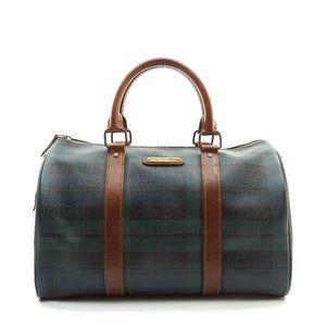 Auth Polo Ralph Lauren Hand Bag Pvc #15930P46